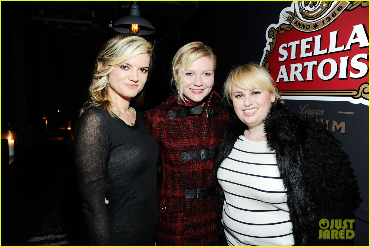 kirsten dunst bcdf sundance cocktail party 12