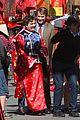 zach galifianakis will ferrell dog fight in chinatown 08