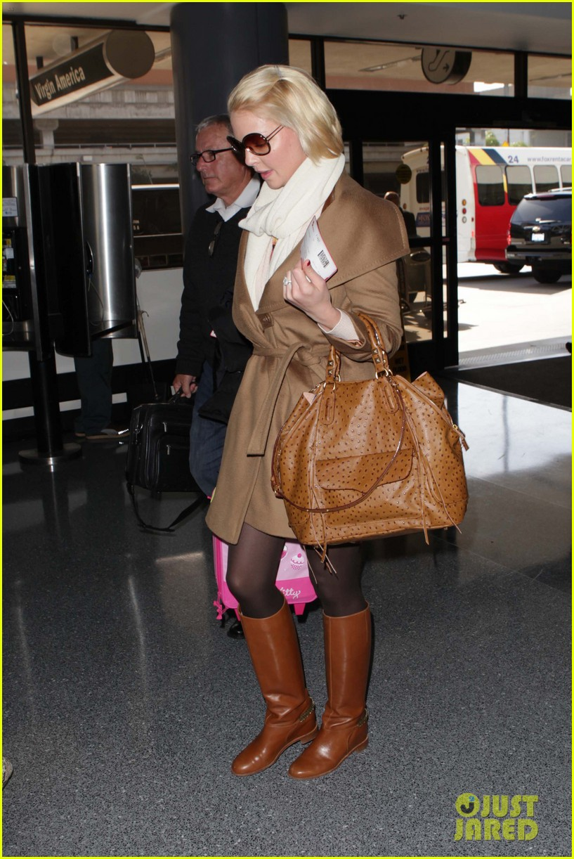 katherine heigl nancy flight lax 182620781