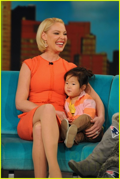 katherine heigl the view 02