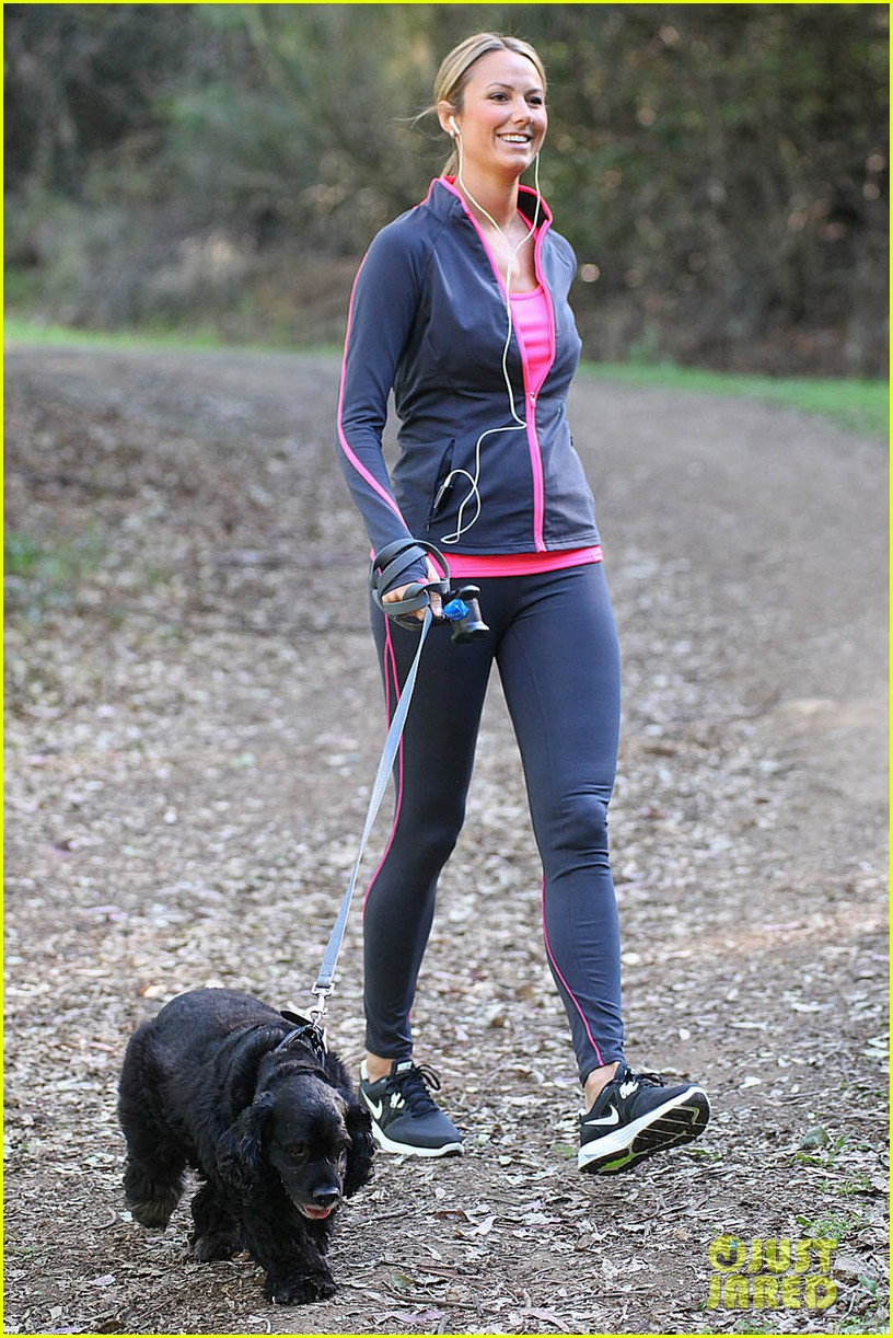 stacy keibler george clooney dog 10