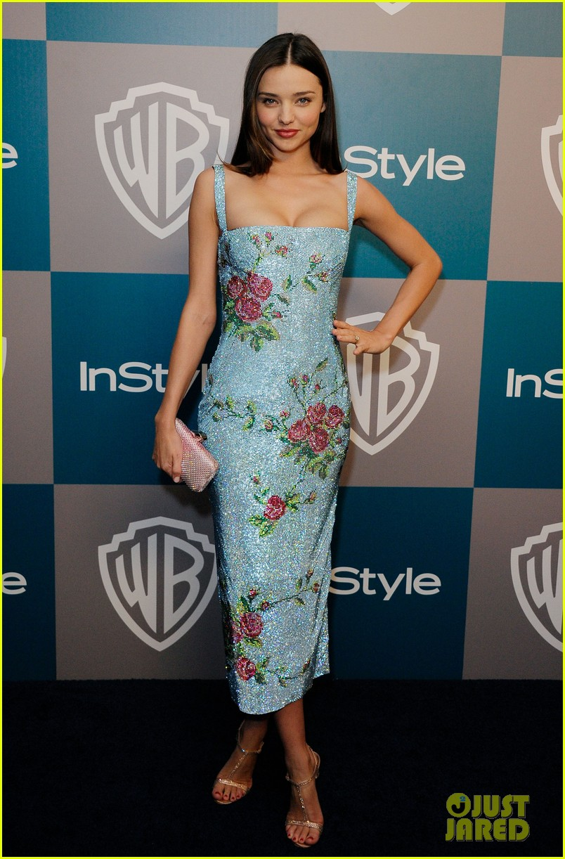 miranda kerr instyle golden globes 2012 after party 11