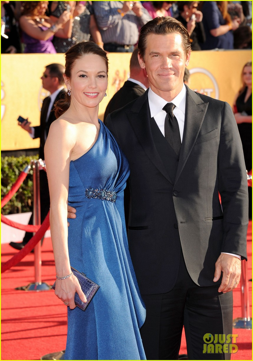 diane lane josh brolin sag awards 2012 012623366