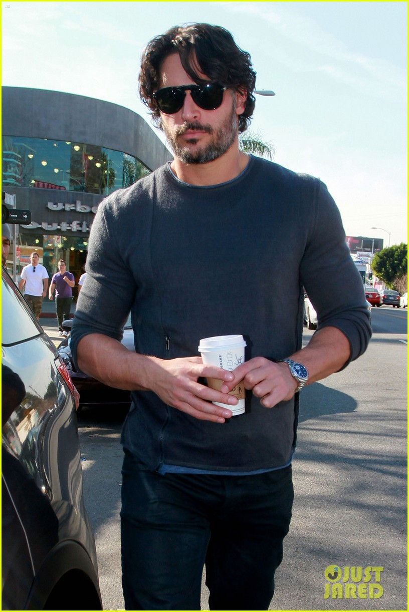 joe manganiello coffee 02