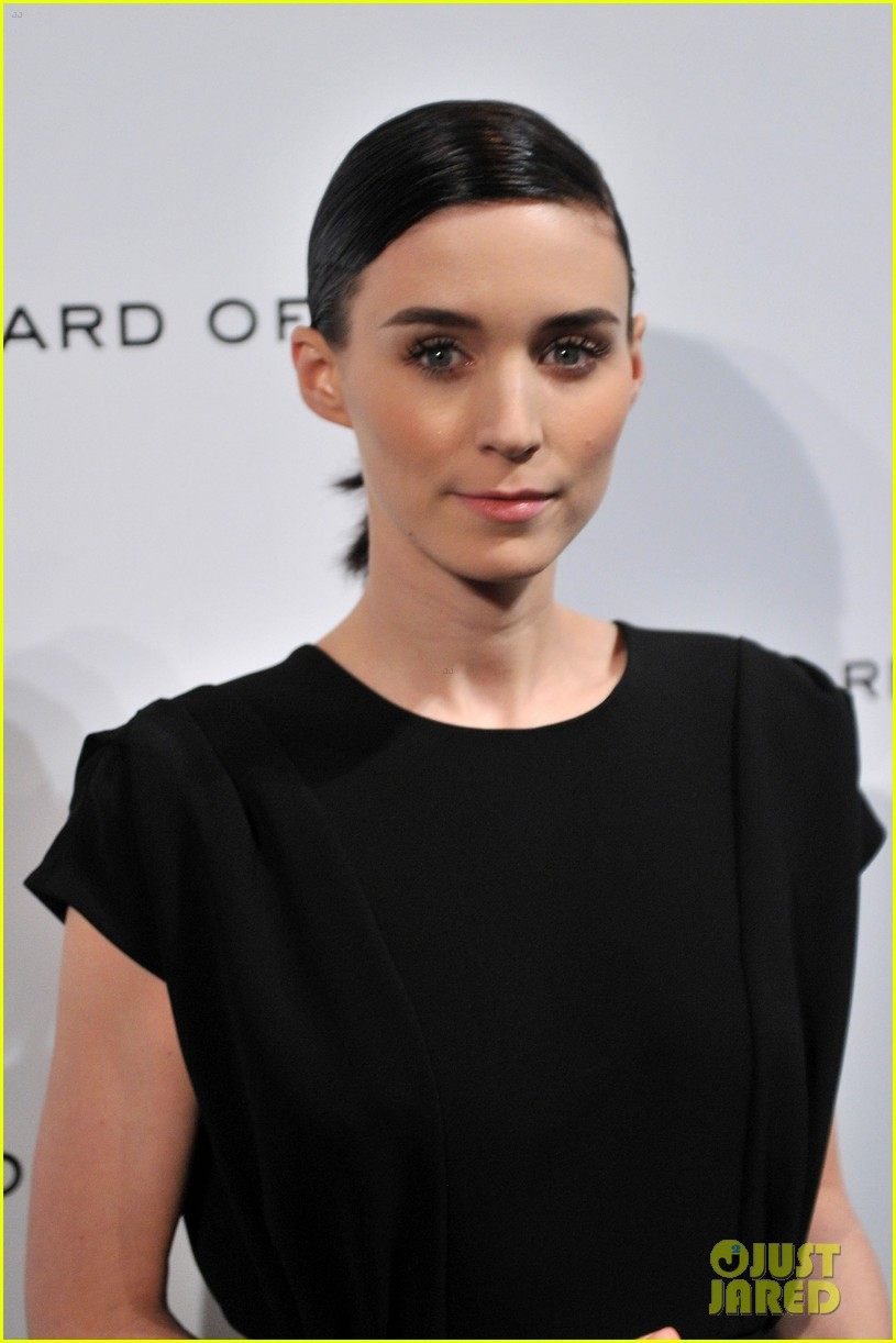 rooney mara keira knightly national board review gala 09