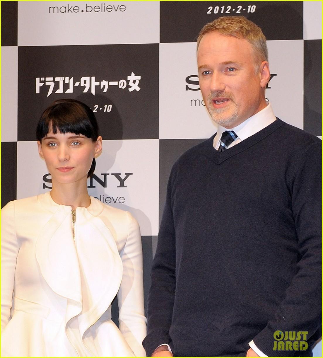 rooney mara tokyo press conference 10