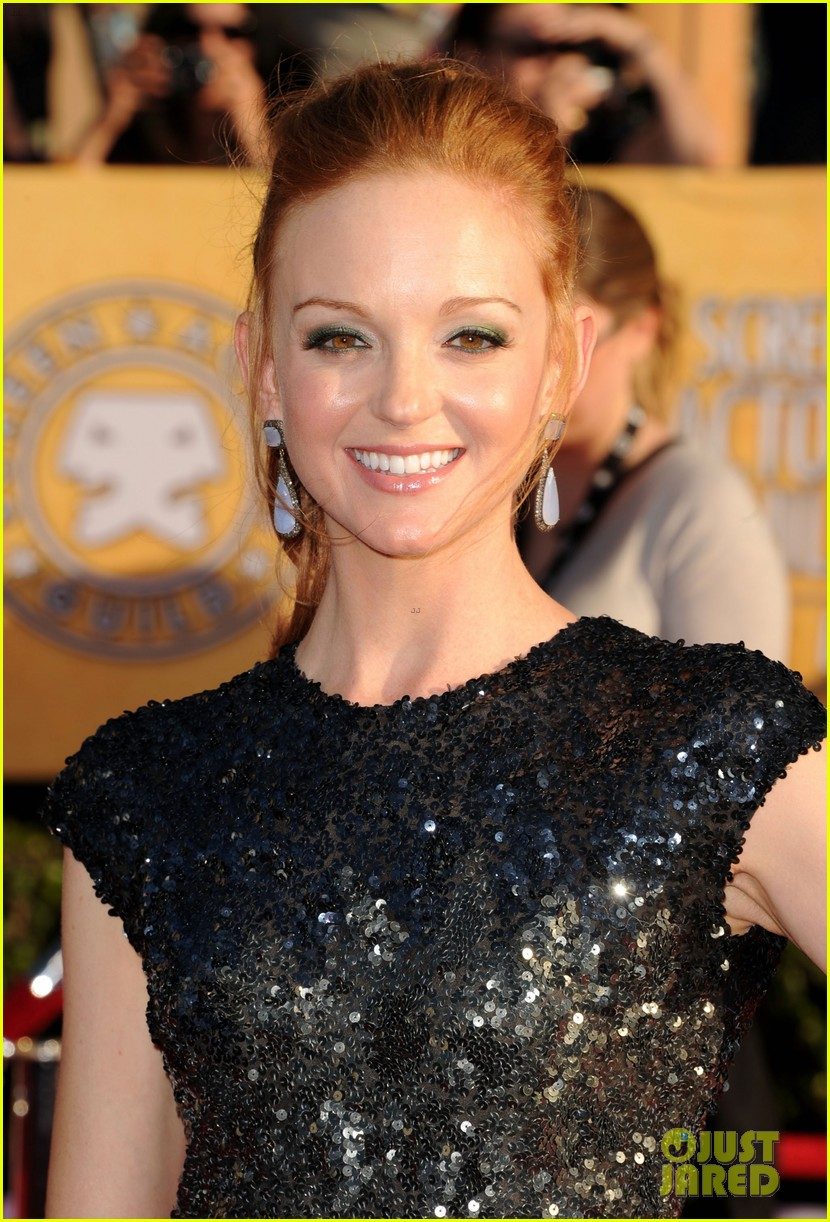 jayma mays matthew morrison sag awards 02