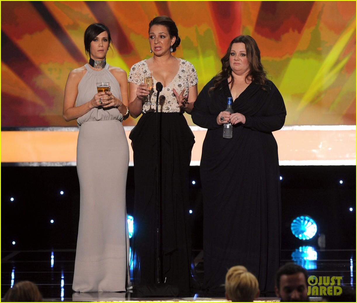 melissa mccarthy 2012 sag awards 012623589