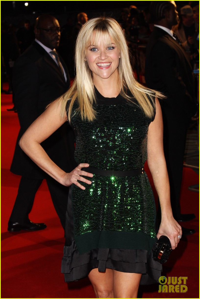 reese witherspoon tom hardy chris pine this means war uk premiere 11
