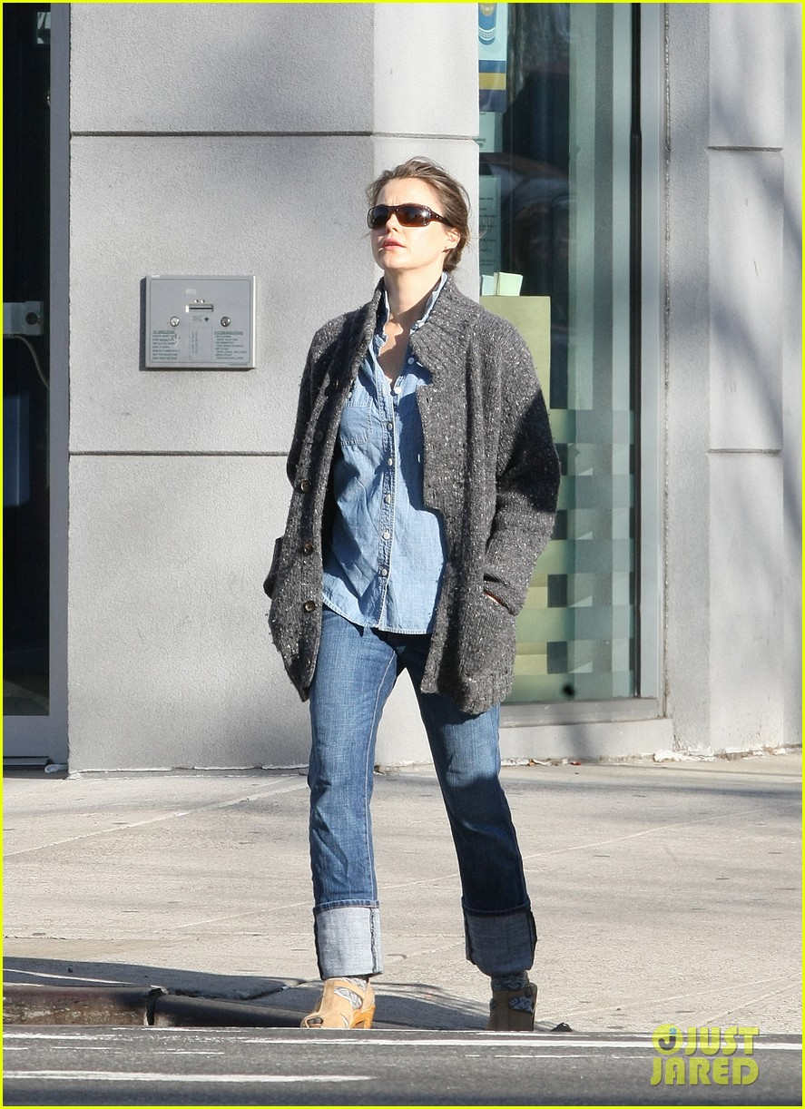 keri russell post baby body 01