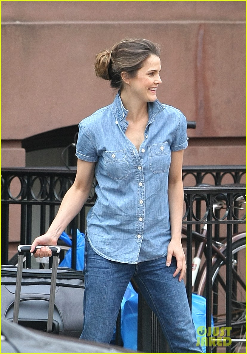 keri russell post baby body 022615631