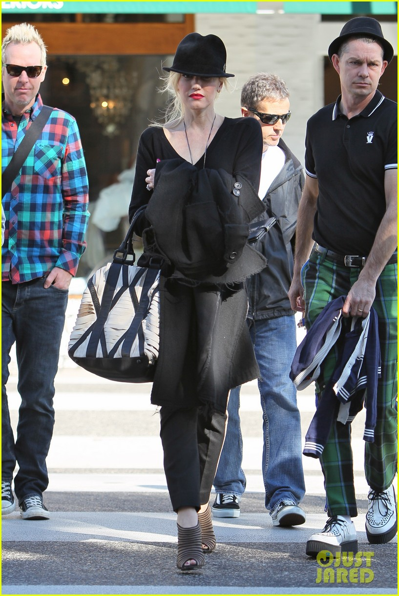 gwen stefani fedora 13