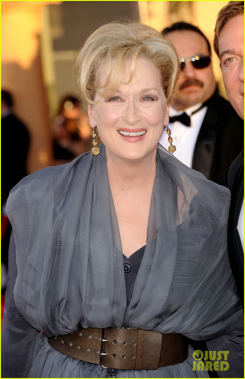 meryl streep glenn close sag awards 2012 02