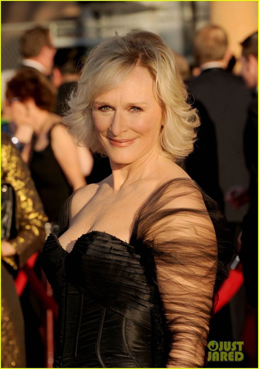 meryl streep glenn close sag awards 2012 04