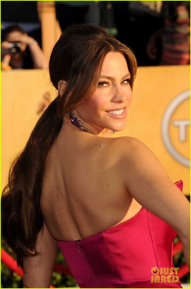 sofia vergara sag awards 2012 02