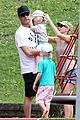 naomi watts liev schreiber australia day family 08