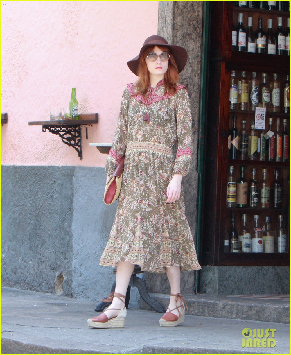 florence welch hits the beach with new boyfriend 342620142