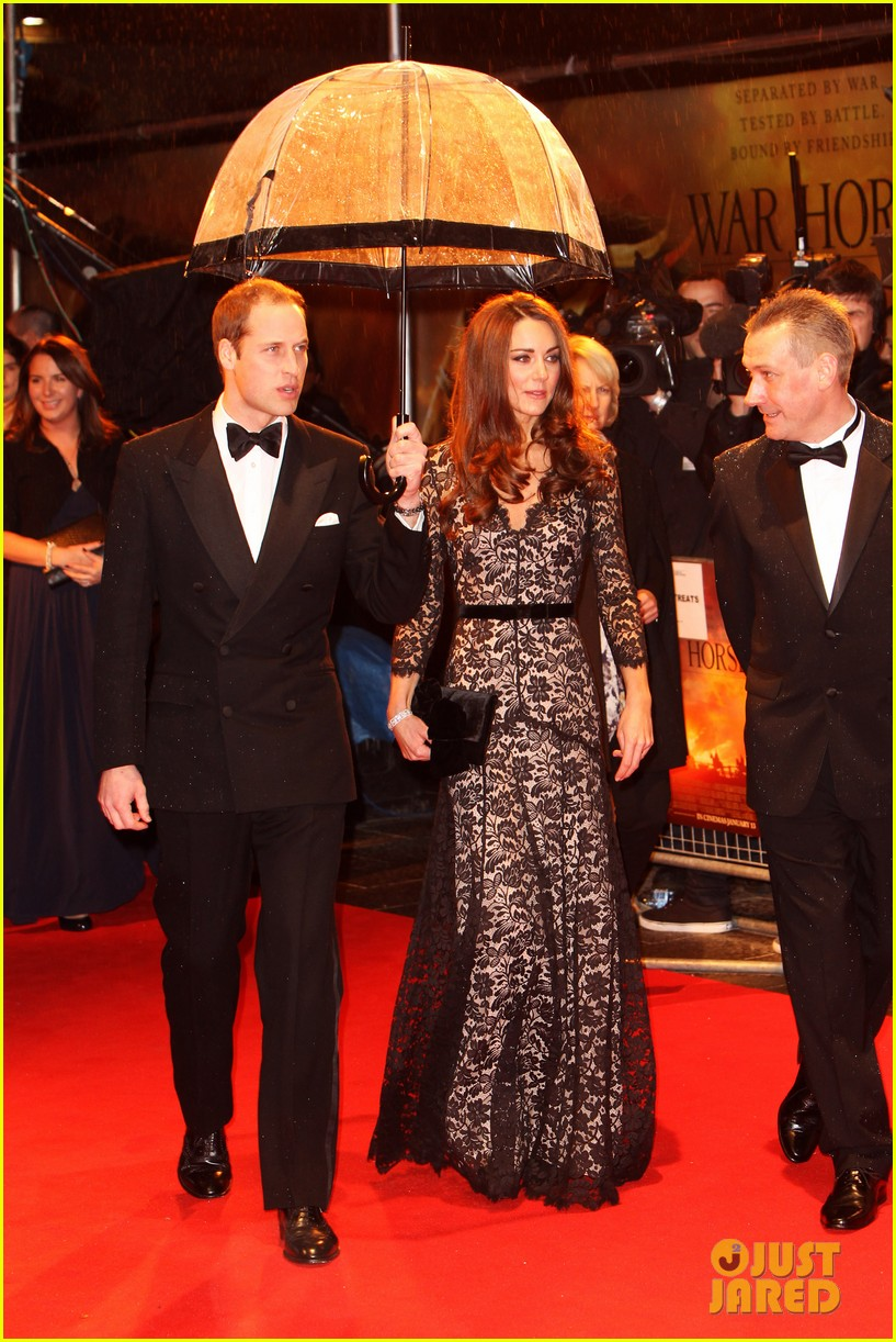 prince william duchess kate war horse uk premiere 19