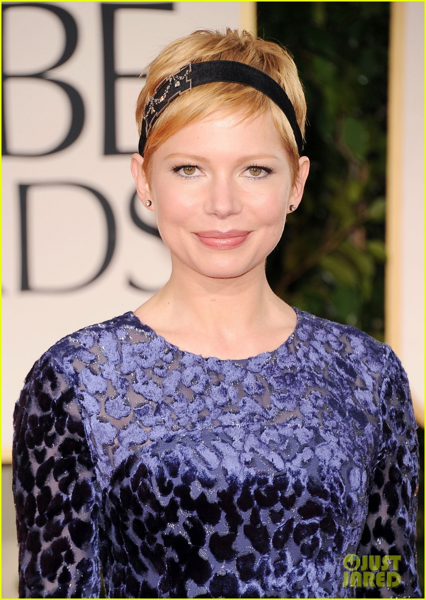michelle williams golden globes 01