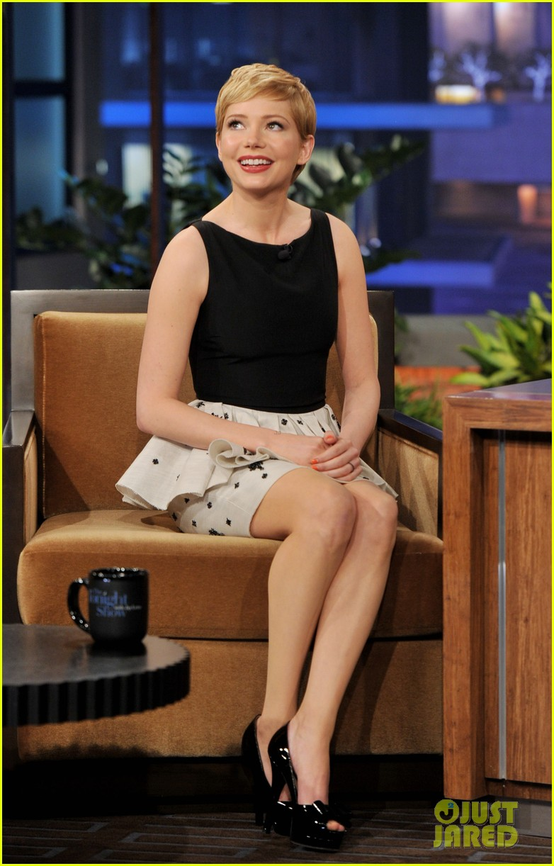 michelle williams tonight show 02