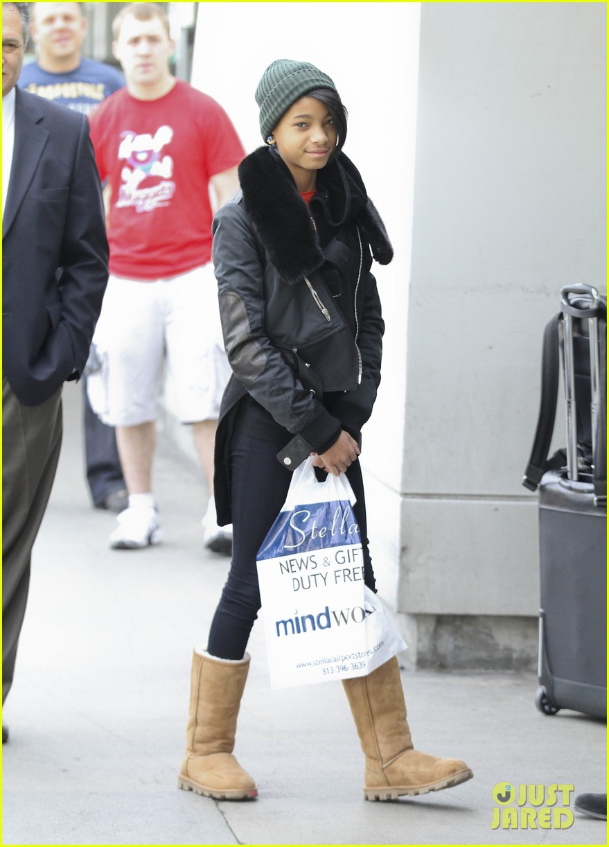 willow smith beanie n boots 09