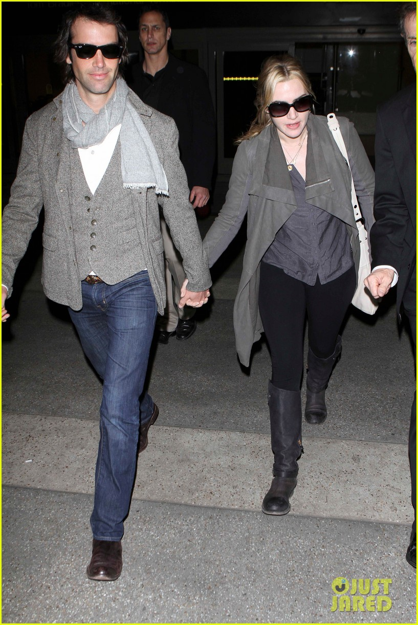 kate winslet ned rocknroll hold hands lax 10