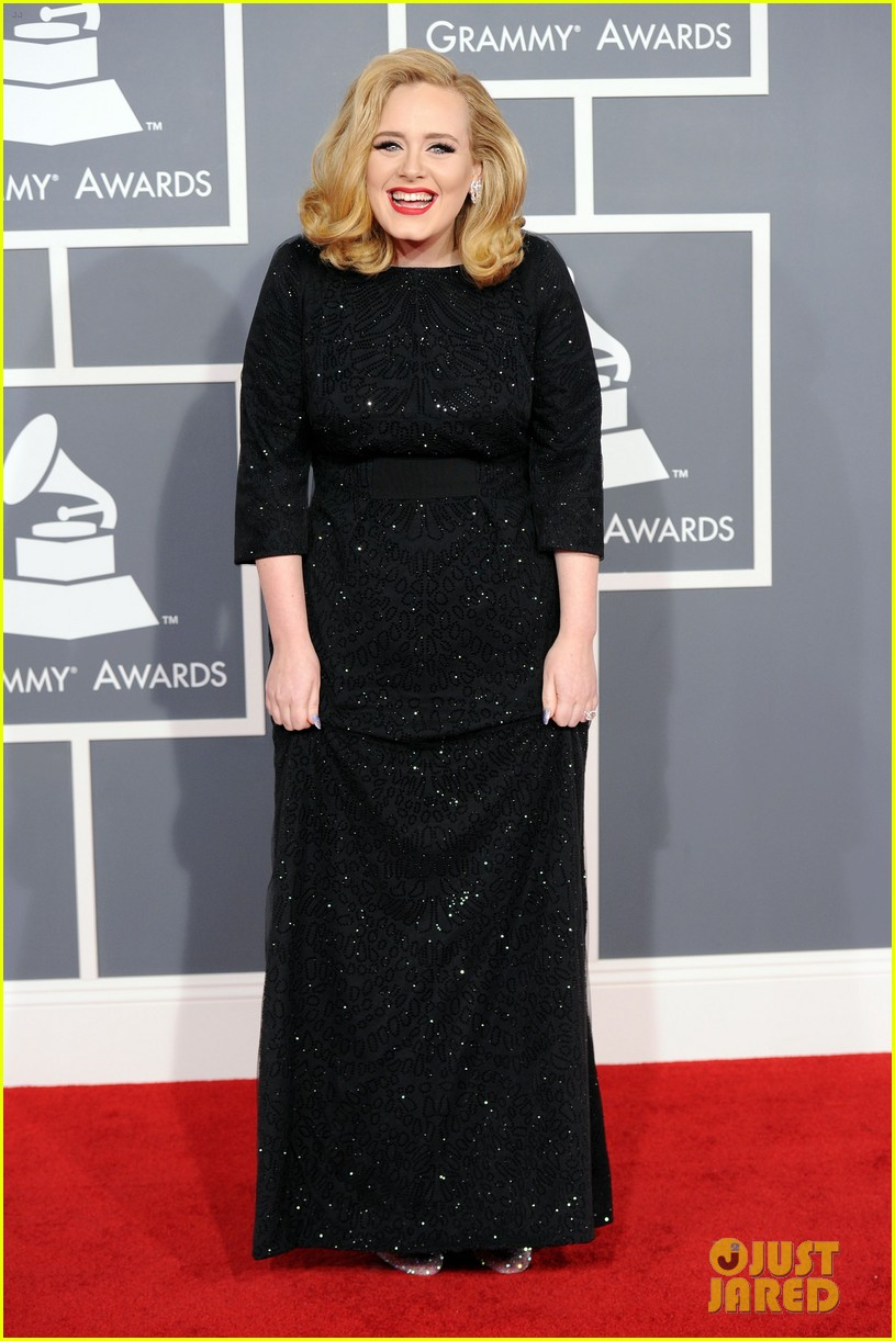 adele grammy awards 2012 04
