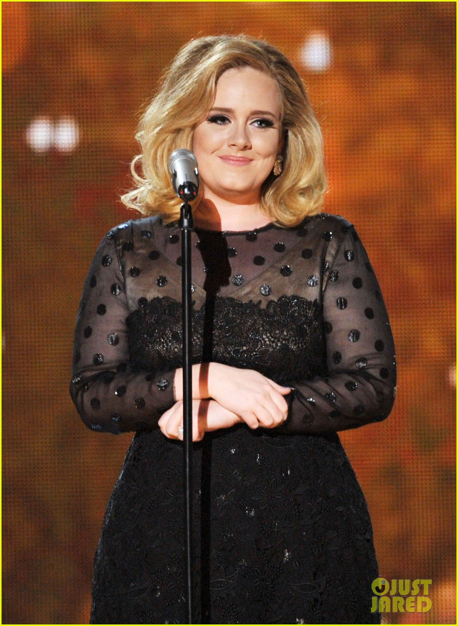 adele grammys performance 02