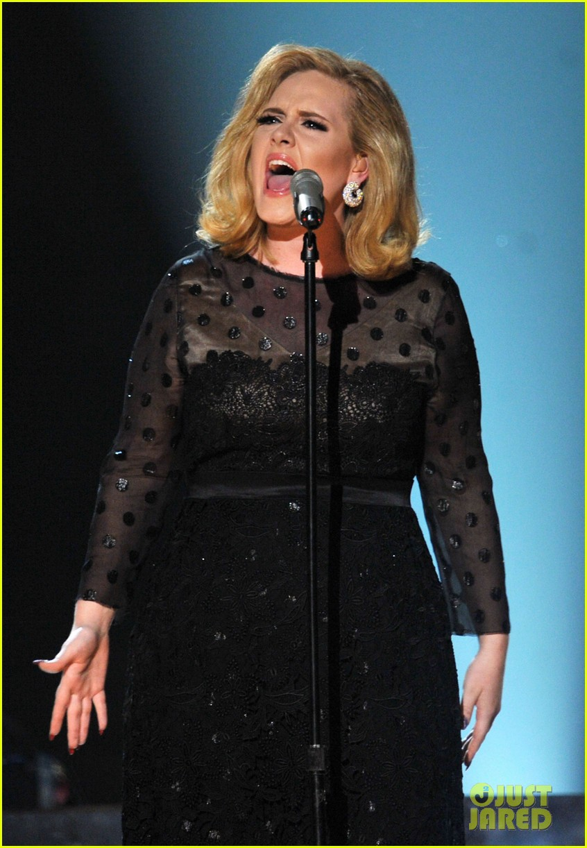 adele grammys performance 10