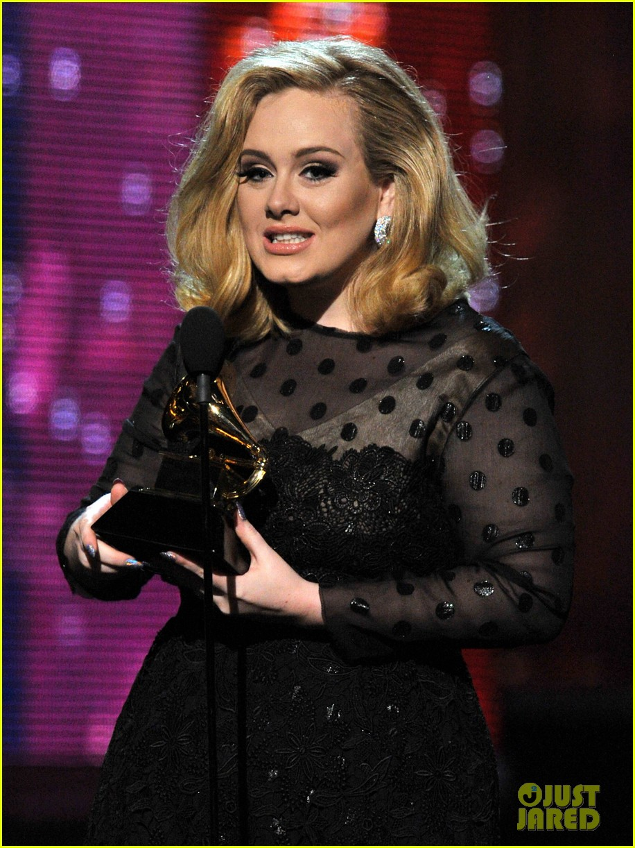 adele grammys performance 14