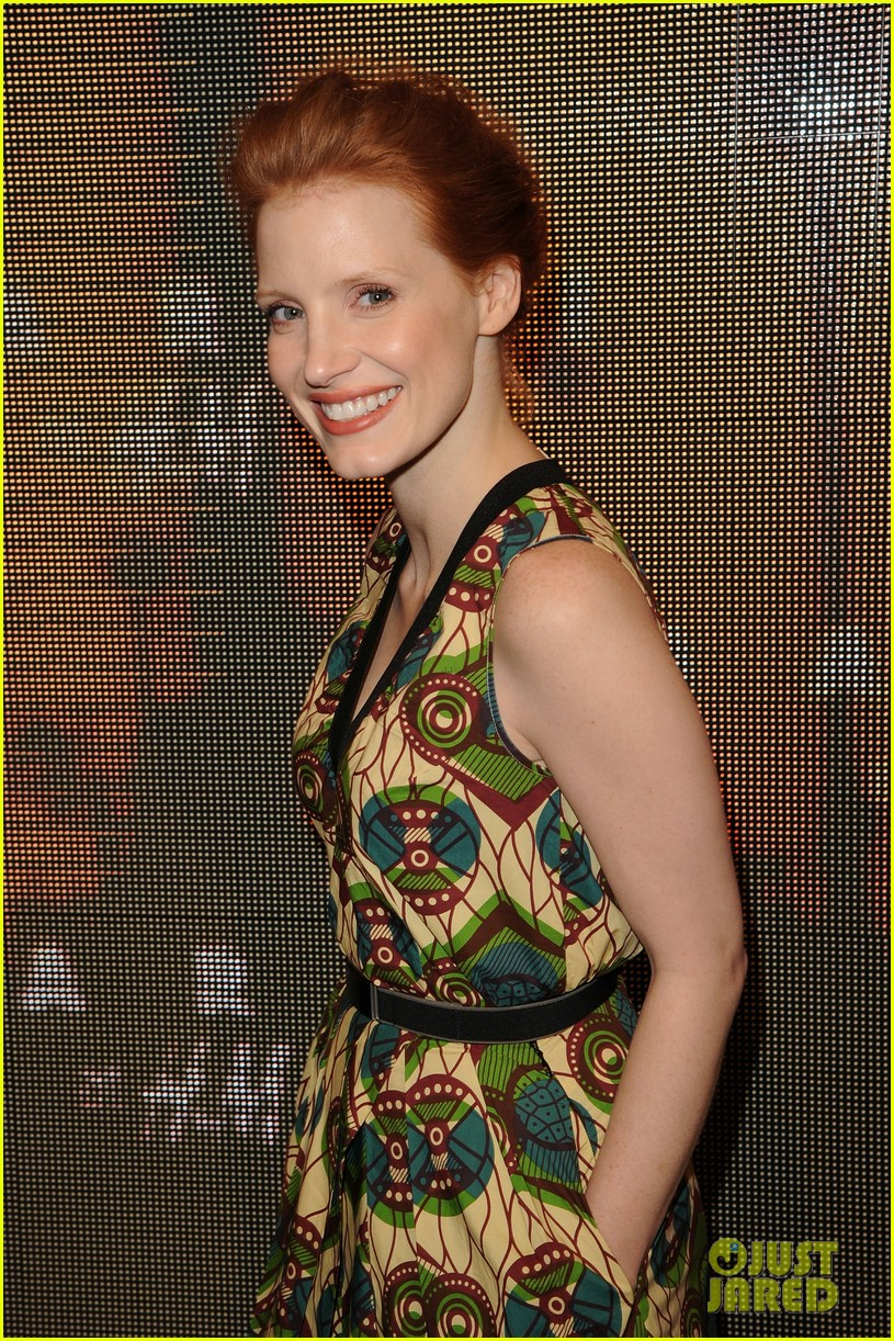 drew barrymore jessica chastain marni for hm 10