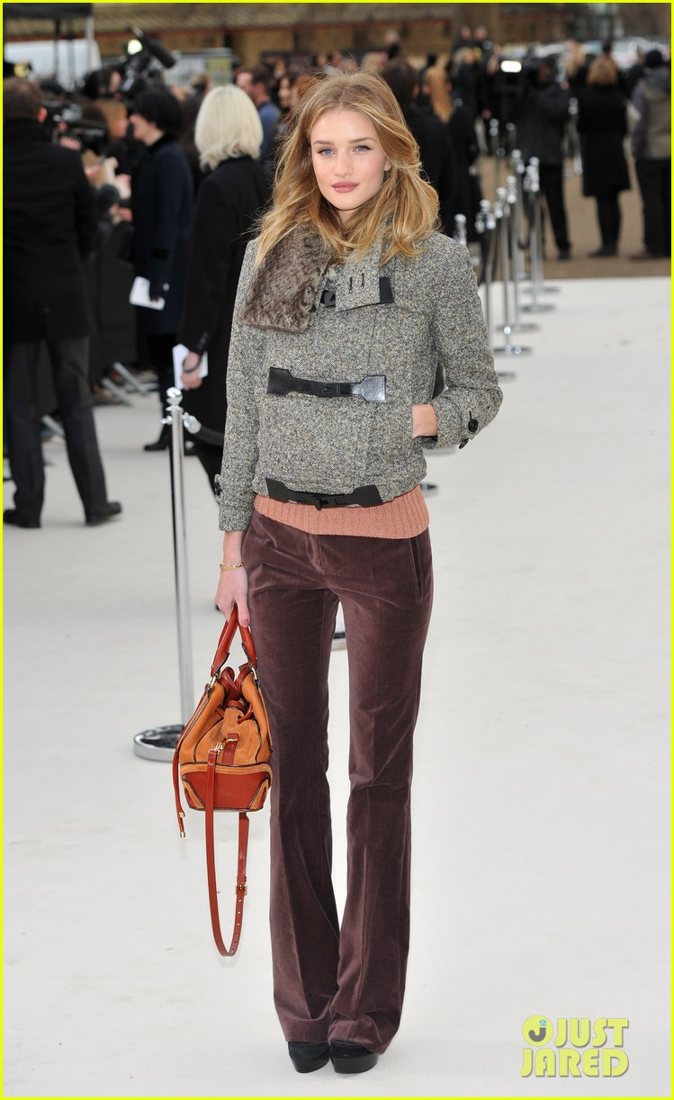 kate bosworth london fashion week rosie huntington whiteley 17