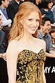 jessica chastain 2012 oscars 01