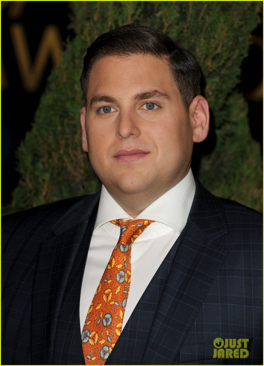 george clooney jonah hill academy awards nomination luncheon 06