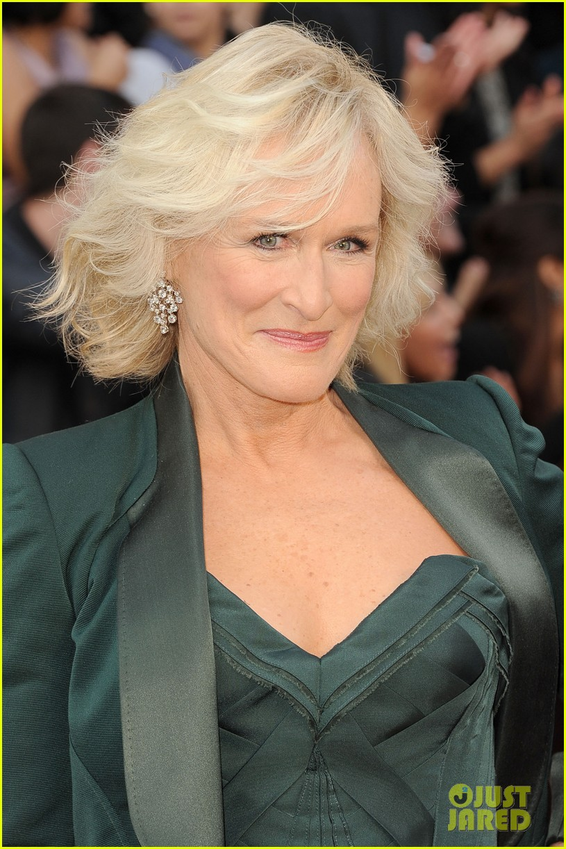 glenn close 2012 oscars 022633468