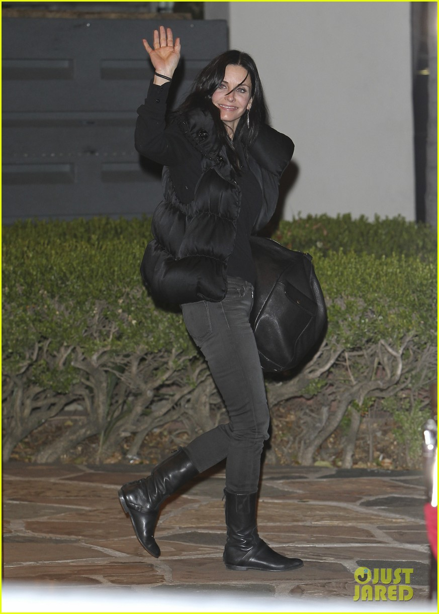 courteney cox dinner 02
