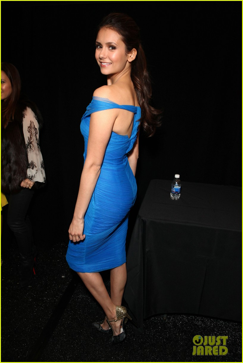 nina dobrev fashion week fierce 03