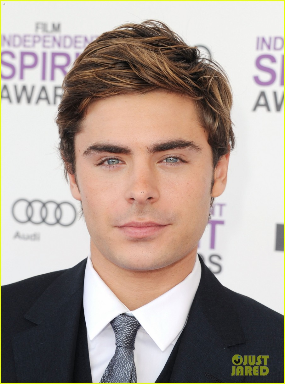 zac efron spirit awards 2012 05