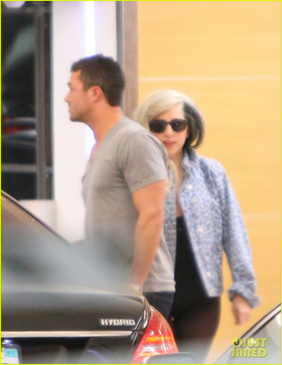 lady gaga taylor kinney soho house date 03