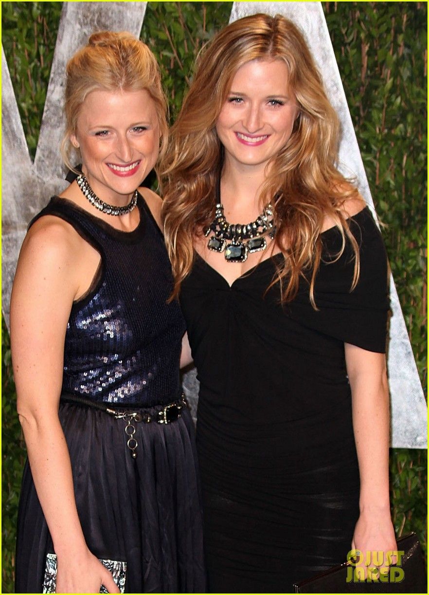 grace mamie gummer vanity fair oscar party 01
