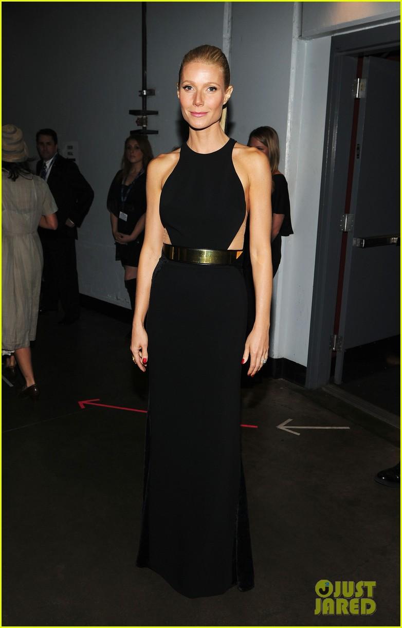 gwyneth paltrow grammy awards 2012 01