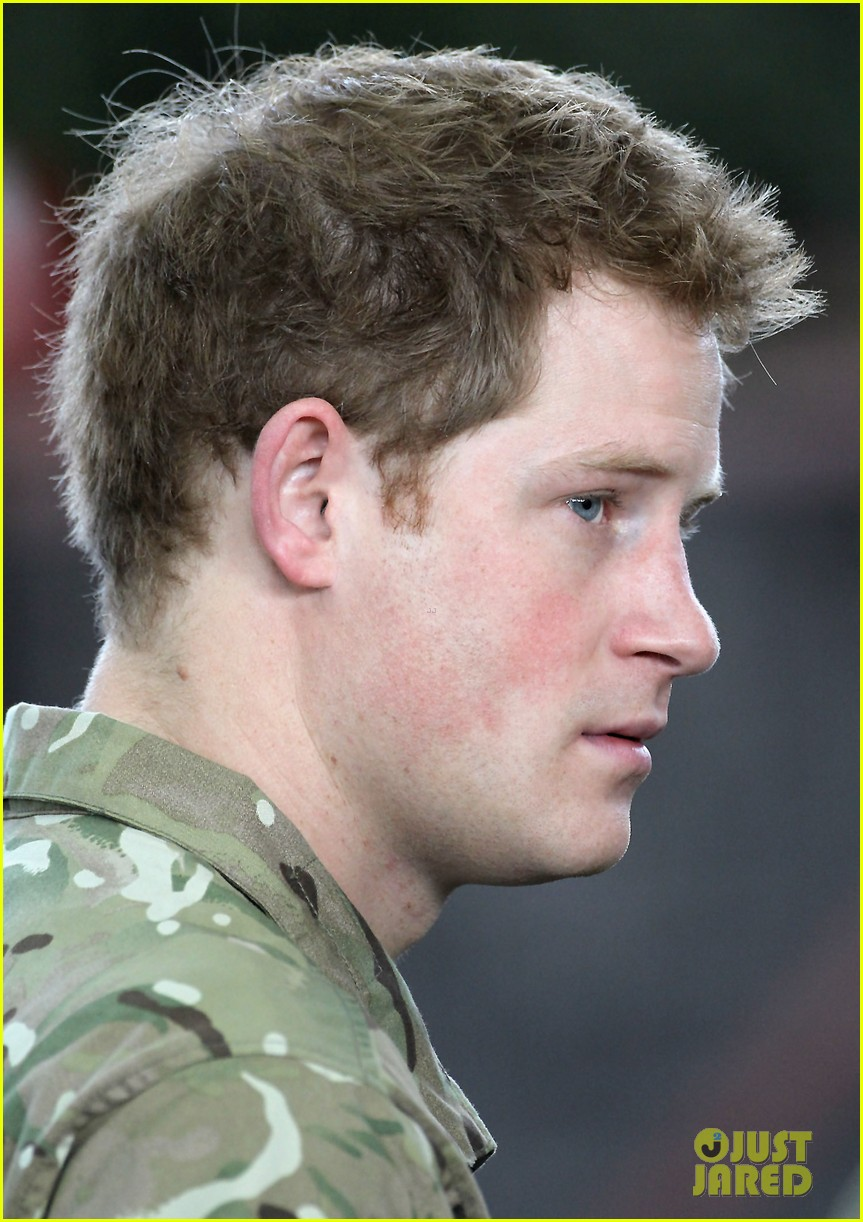 prince harry returning afghanistan 10