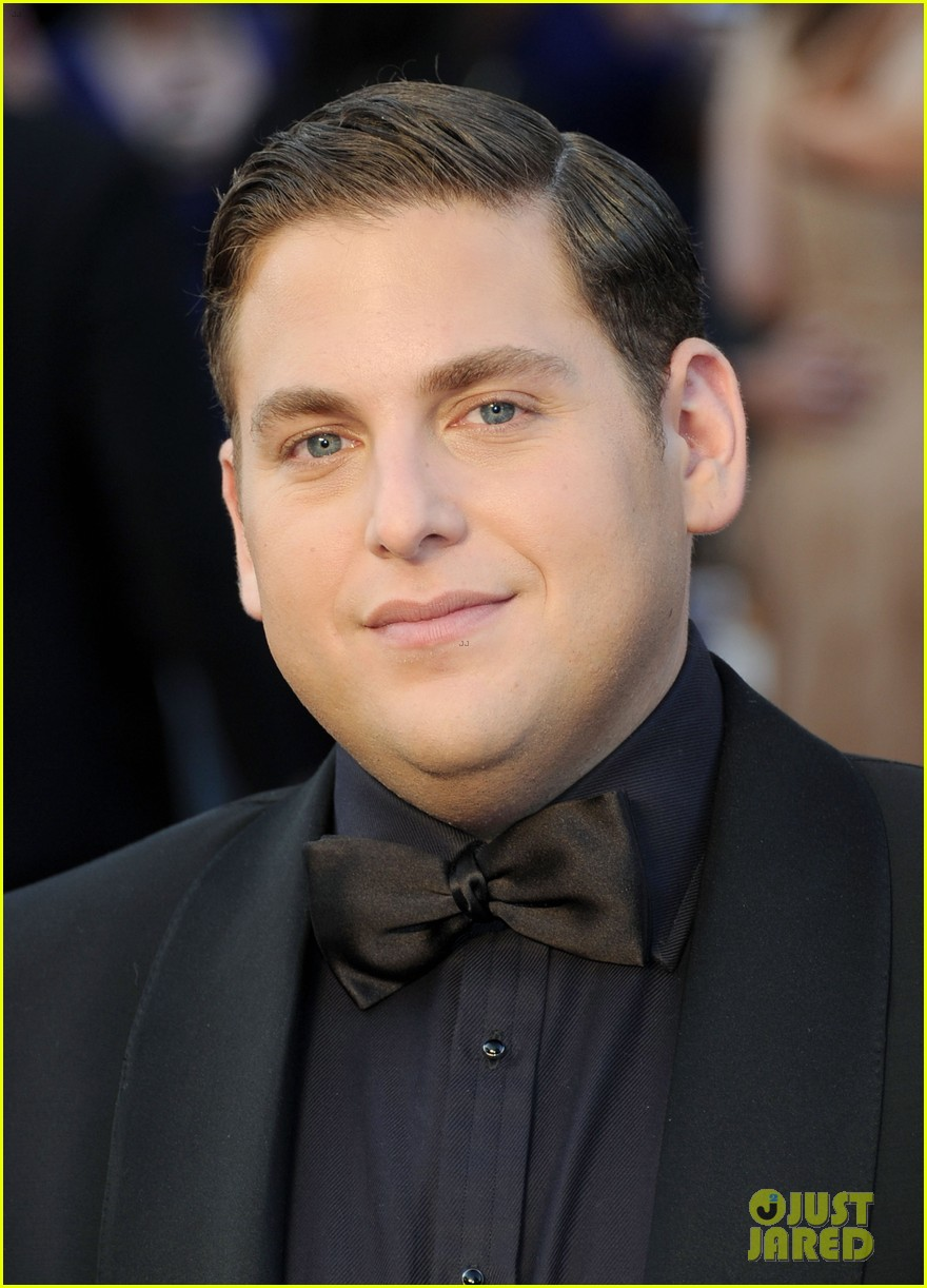 jonah hill 2012 oscars red carpet 01