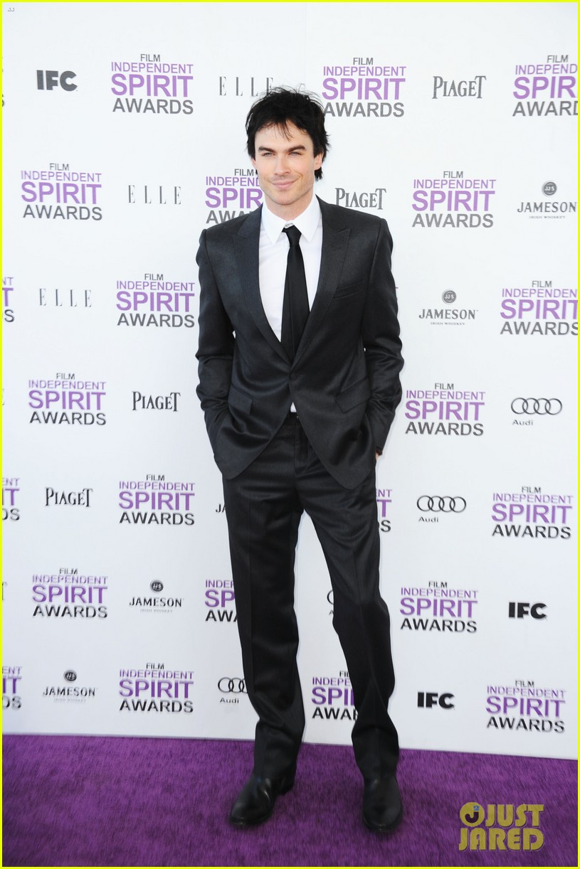 ian somerhalder zachary quinto spirit awards 2012 07