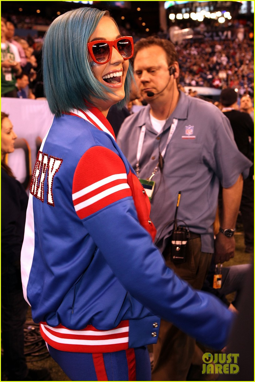 katy perry pre show super bowl 07