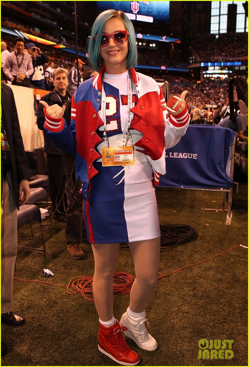 katy perry pre show super bowl 13