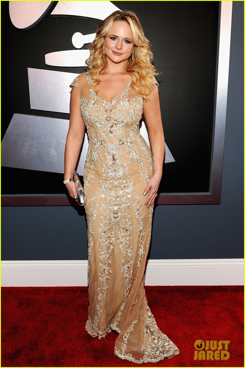 miranda lambert blake shelton grammy awards 09