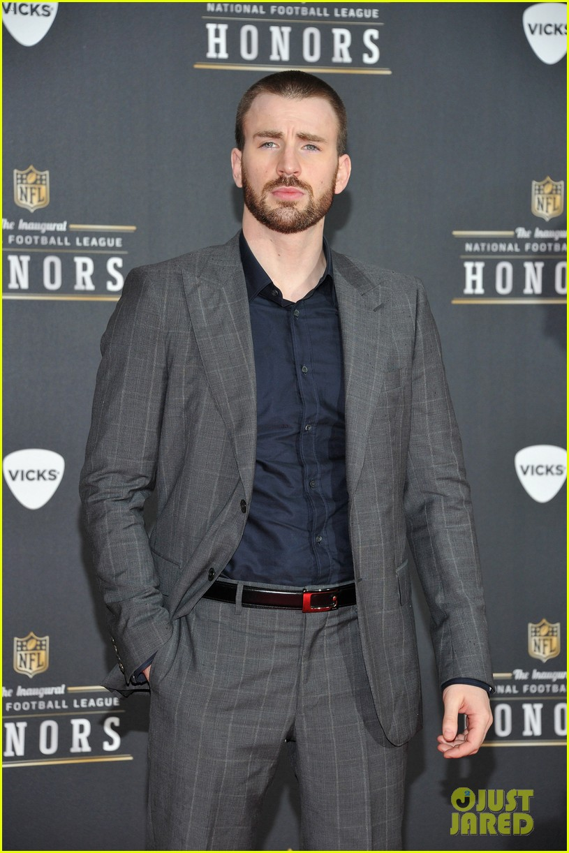 taylor lautner chris evans nfl honors with jon hamm 04
