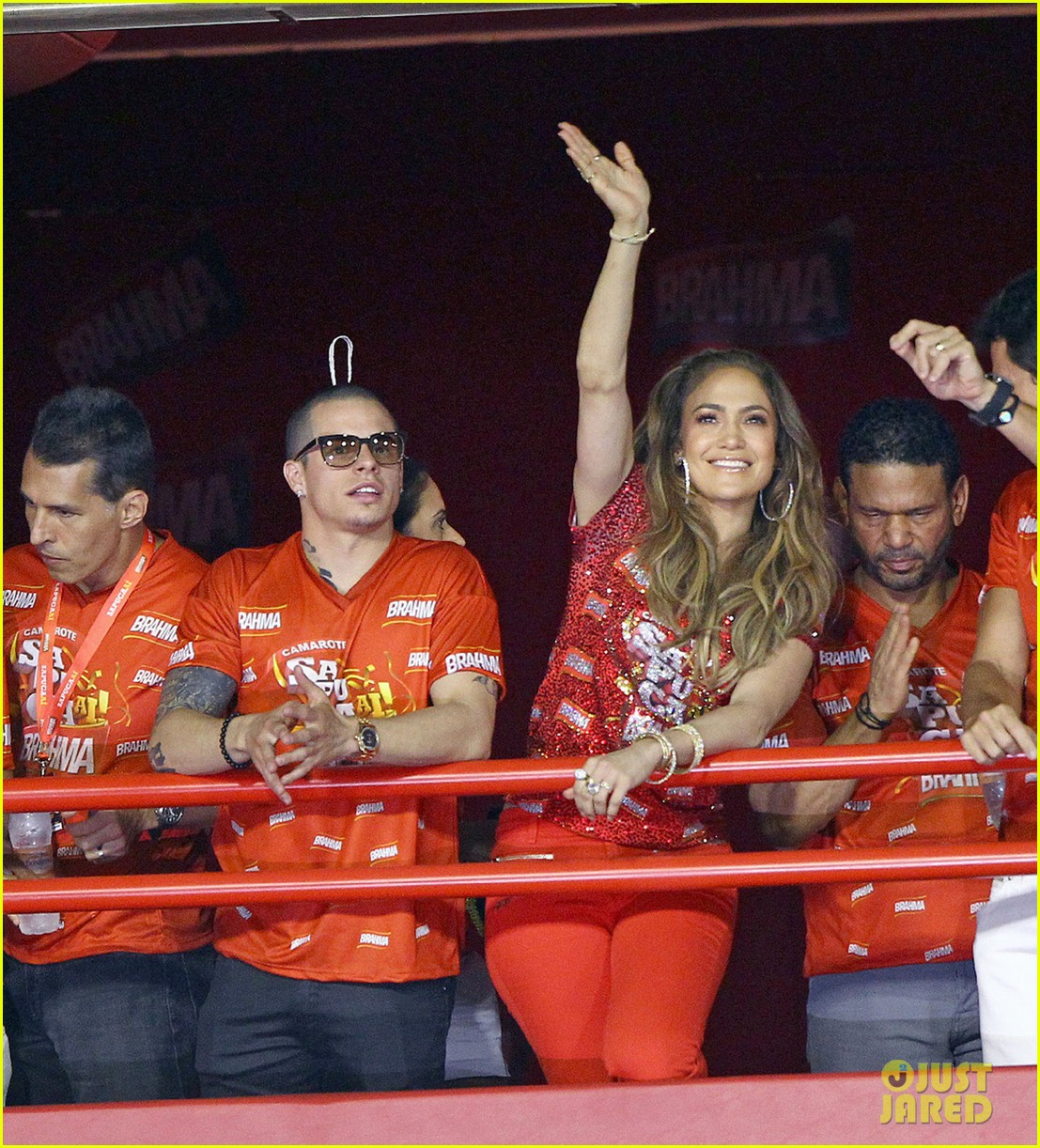 jennifer lopez casper smart carnival 02