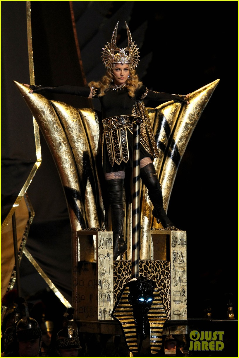 madonna half time show 10
